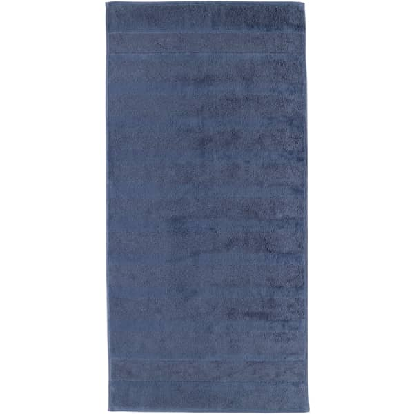 Cawö - Noblesse2 1002 - Farbe: nachtblau - 111 Handtuch 50x100 cm