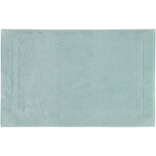 Cawö Badematte Modern 304 - Größe: 50x80 cm - Farbe: seegrün - 455
