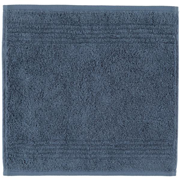 Cawö Essential Uni 9000 - Farbe: nachtblau - 111 Seiflappen 30x30 cm