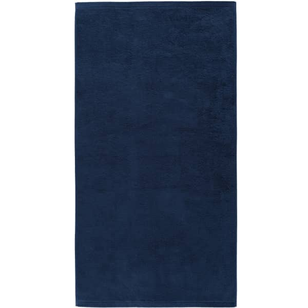 Cawö - Life Style Uni 7007 - Farbe: navy - 133 Duschtuch 70x140 cm