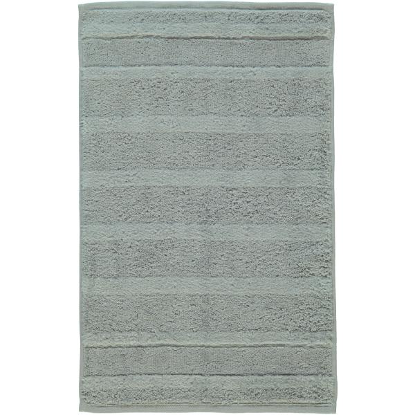 Cawö - Noblesse2 1002 - Farbe: platin - 705 Gästetuch 30x50 cm
