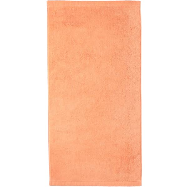 Cawö - Life Style Uni 7007 - Farbe: peach - 321 Handtuch 50x100 cm