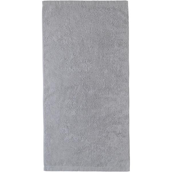 Cawö - Life Style Uni 7007 - Farbe: platin - 705 Handtuch 50x100 cm
