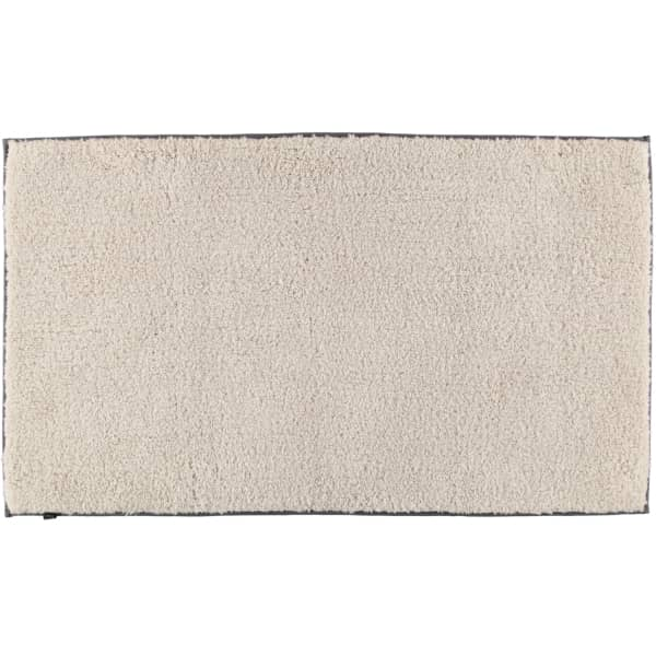 Cawö Home Badteppich Frame 1006 - Farbe: travertin - 366 70x120 cm