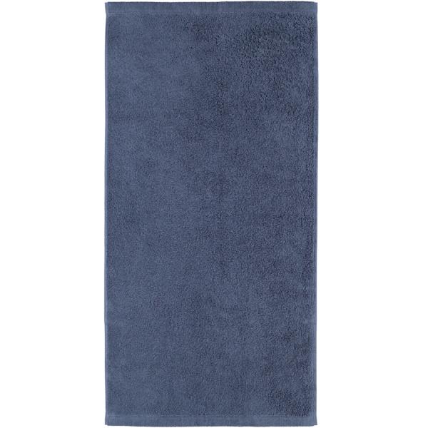Cawö - Life Style Uni 7007 - Farbe: nachtblau - 111 Handtuch 50x100 cm