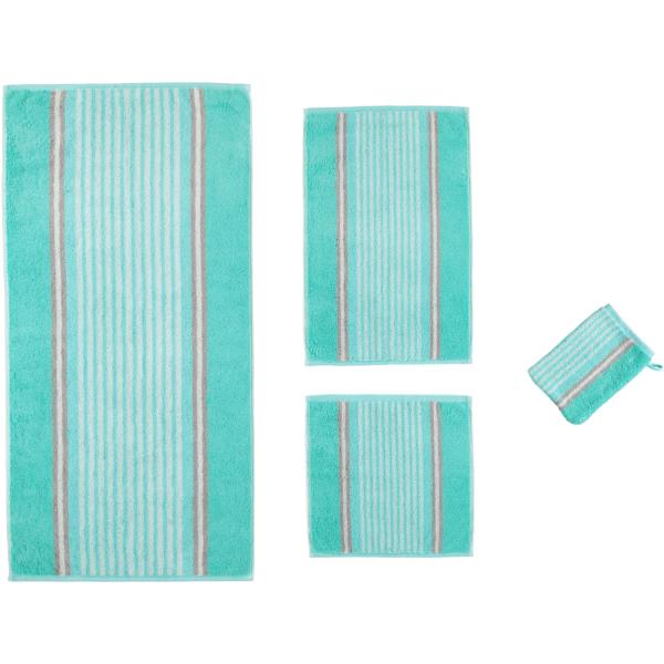 Cawö - Florentine Streifen 197 - Farbe: mint - 44