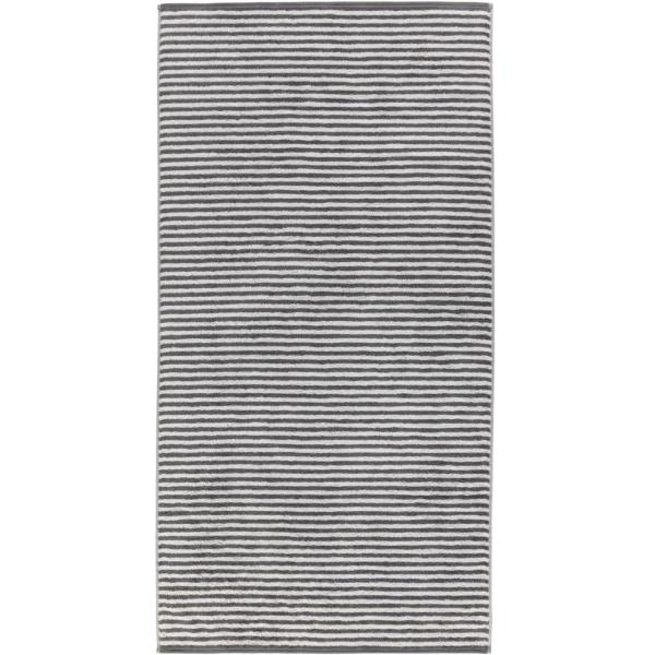 Cawö - Campus Ringel 955 - Farbe: anthrazit - 77 Duschtuch 70x140 cm