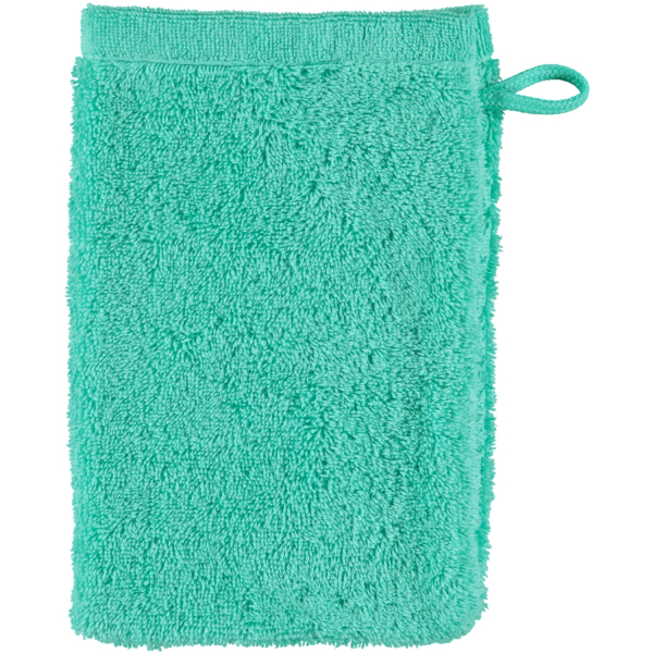 Cawö - Life Style Uni 7007 - Farbe: peppermint - 466 Waschhandschuh 16x22 cm