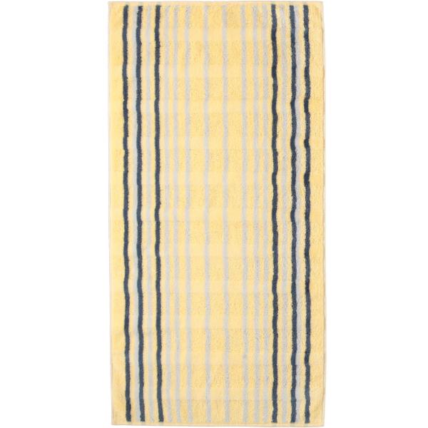 Cawö - Noblesse Lines 1082 - Farbe: honig - 55 Handtuch 50x100 cm