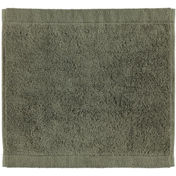 Cawö - Life Style Uni 7007 - Farbe: field - 453 Seiflappen 30x30 cm