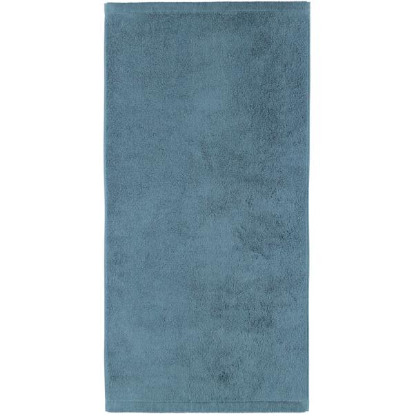 Cawö - Life Style Uni 7007 - Farbe: petrol - 400 Handtuch 50x100 cm