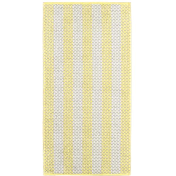 Cawö Reed Streifen 957 - Farbe: lemon - 57