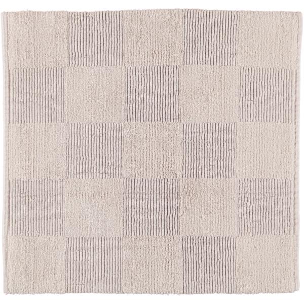 Cawö Home - Badteppich 1005 - Farbe: travertin - 366 60x60 cm