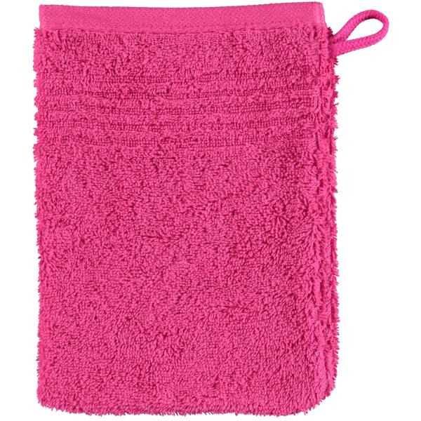 Cawö Essential Uni 9000 - Farbe: pink - 247 Waschhandschuh 16x22 cm