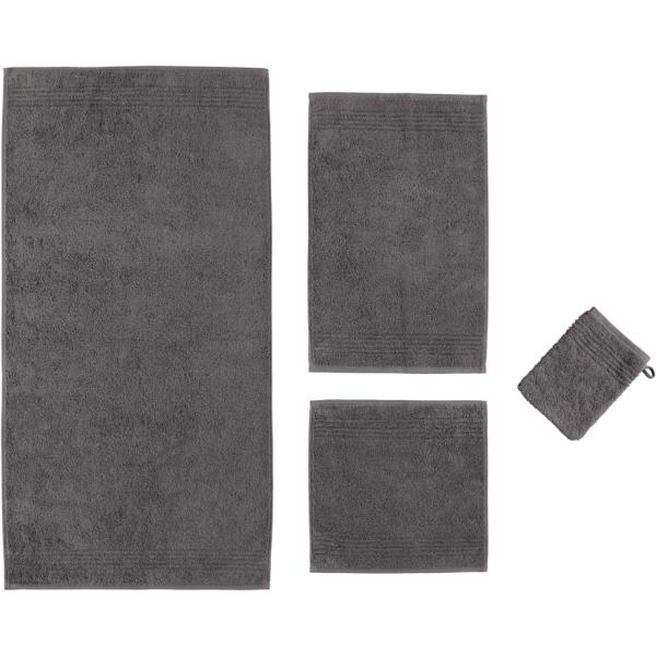 Cawö Essential Uni 9000 - Farbe: anthrazit - 774