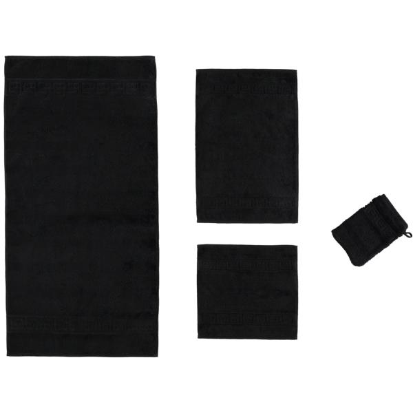 Cawö - Noblesse Uni 1001 - Farbe: schwarz - 906