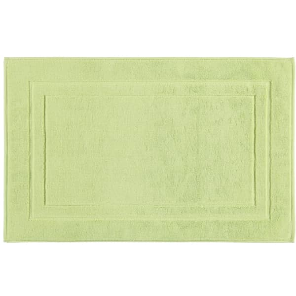 Cawö Badematte Classic 303 - Größe: 50x80 cm - Farbe: pistazie - 412