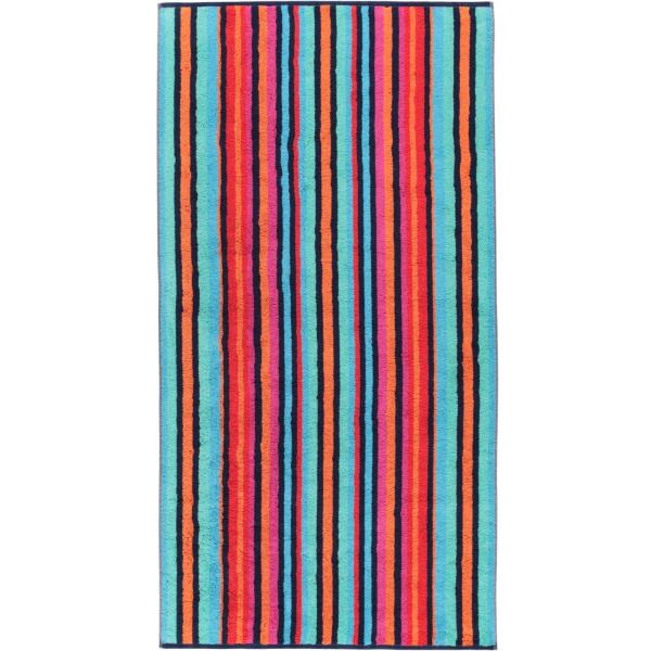 Cawö - Art Streifen 146 - Farbe: multicolor - 12 Duschtuch 70x140 cm