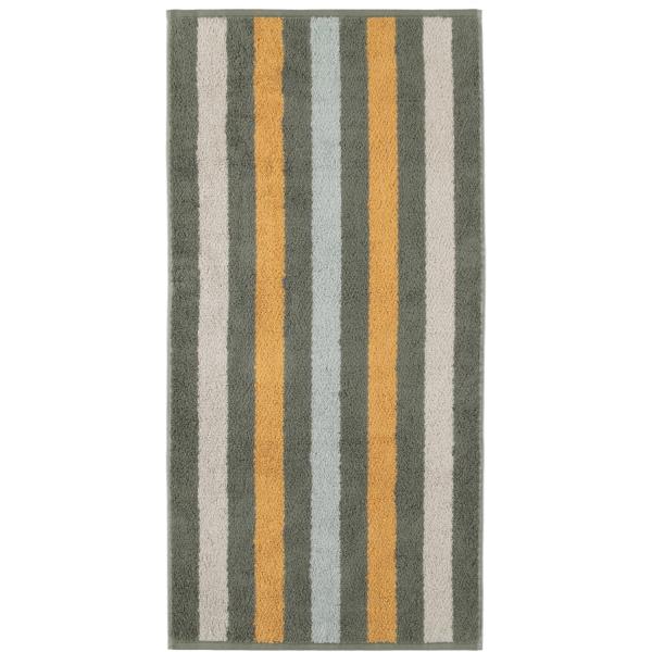 Cawö Heritage Stripes 4011 - Farbe: field - 44 Handtuch 50x100 cm