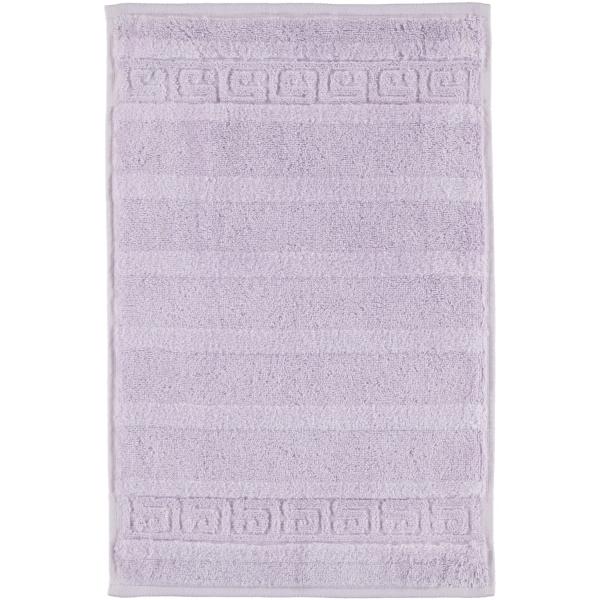 Cawö - Noblesse Uni 1001 - Farbe: lavendel - 806 Gästetuch 30x50 cm