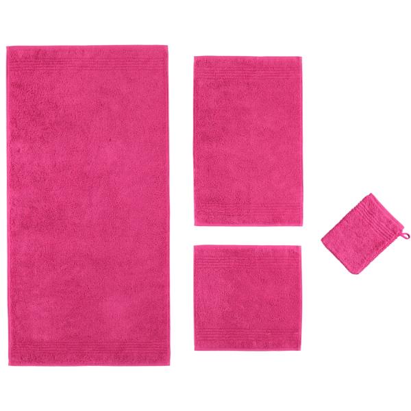 Cawö Essential Uni 9000 - Farbe: pink - 247