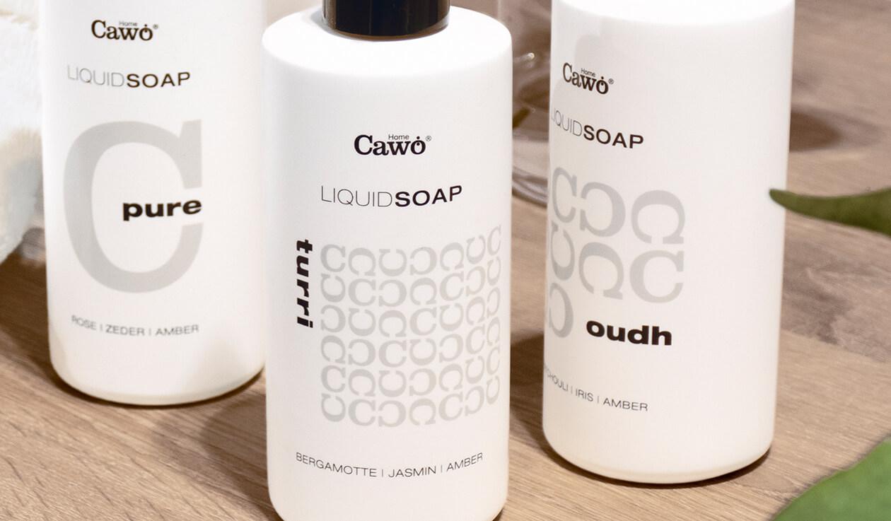 Cawö Home Accessoires - Liquid Soap 10006 - Duft: Oudh - 30 Detailbild 3