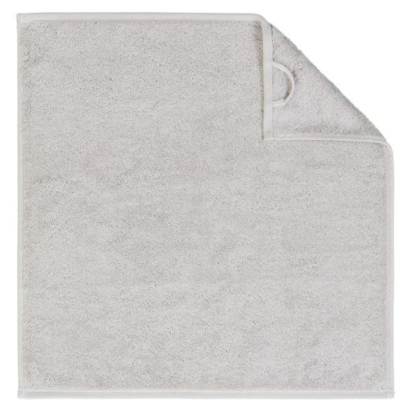 Cawö Solid 500 - Küchenhandtuch 50x50 cm - Farbe: platin - 705