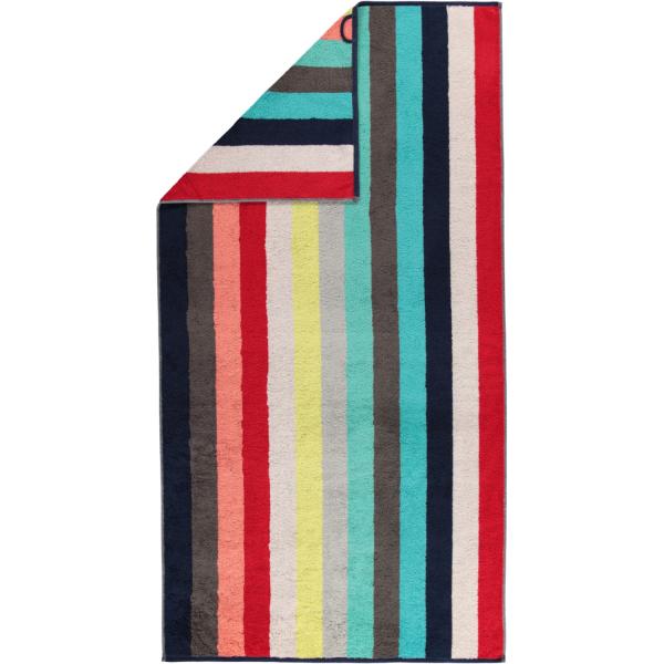 Cawö Splash Blockstreifen 997 - Farbe: multicolor - 12 Duschtuch 70x140 cm