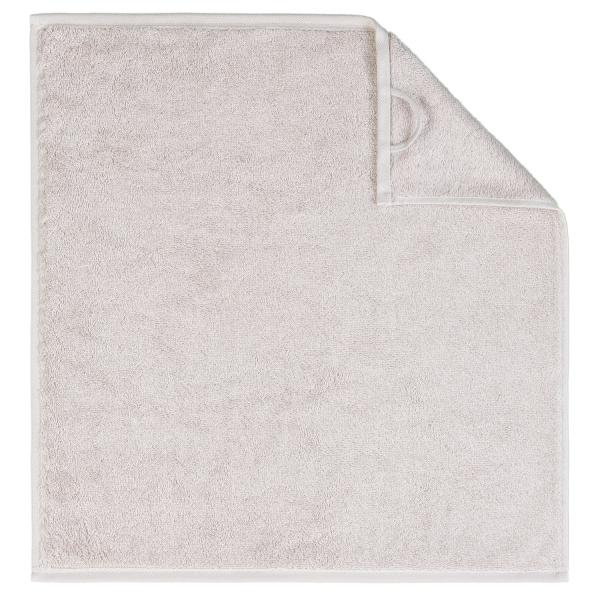 Cawö Solid 500 - Küchenhandtuch 50x50 cm - Farbe: travertin - 366