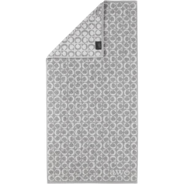 Cawö - Luxury Home Two-Tone C-Allover 605 - Farbe: platin - 76