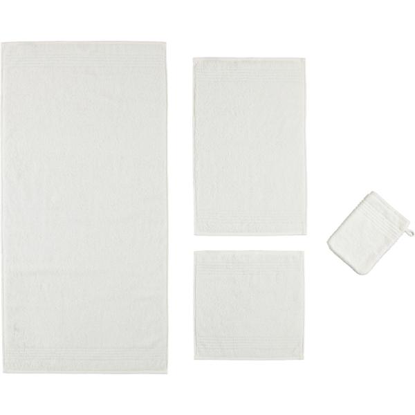 Cawö Essential Uni 9000 - Farbe: weiß - 600