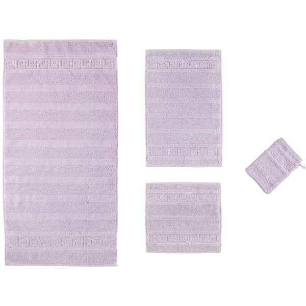 Cawö - Noblesse Uni 1001 - Farbe: lavendel - 806