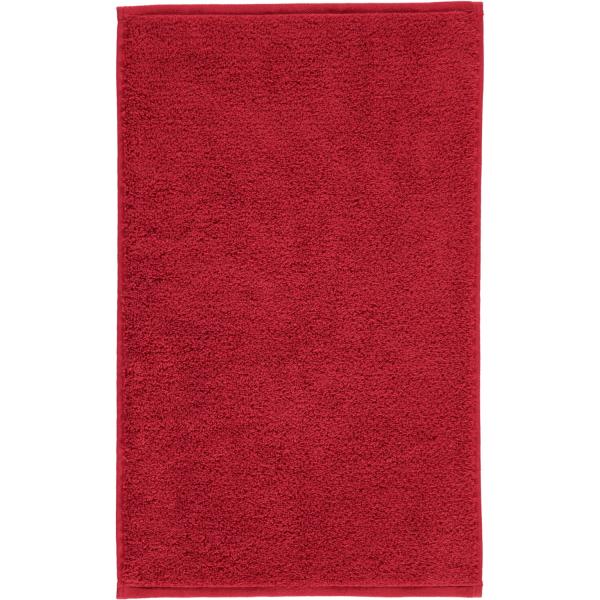 Cawö Heritage 4000 - Farbe: bordeaux - 280 Gästetuch 30x50 cm