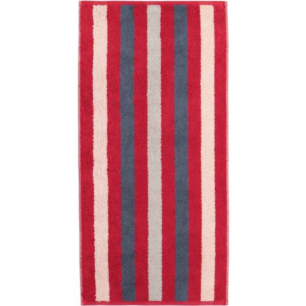 Cawö Heritage Stripes 4011 - Farbe: bordeaux - 22