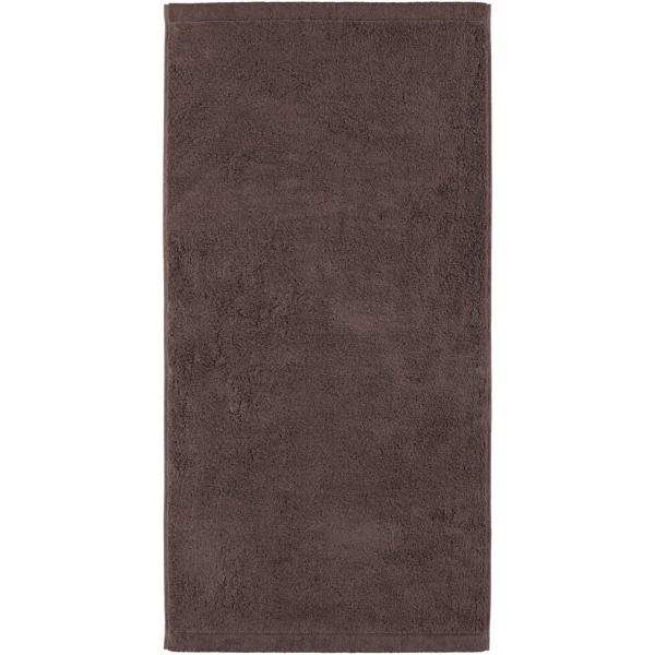 Cawö - Life Style Uni 7007 - Farbe: pepper - 397 Handtuch 50x100 cm
