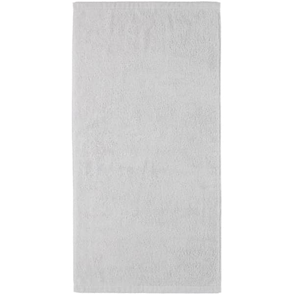 Cawö - Life Style Uni 7007 - Farbe: sterling - 721 Handtuch 50x100 cm
