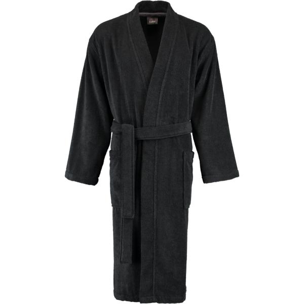 Cawö Home Herren Bademantel Kimono 828 - Farbe: lava - 97 XXL