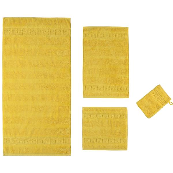 Cawö - Noblesse Uni 1001 - Farbe: 521 - gelb