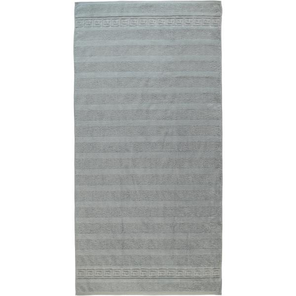 Cawö - Noblesse Uni 1001 - Farbe: platin - 705 Duschtuch 80x160 cm