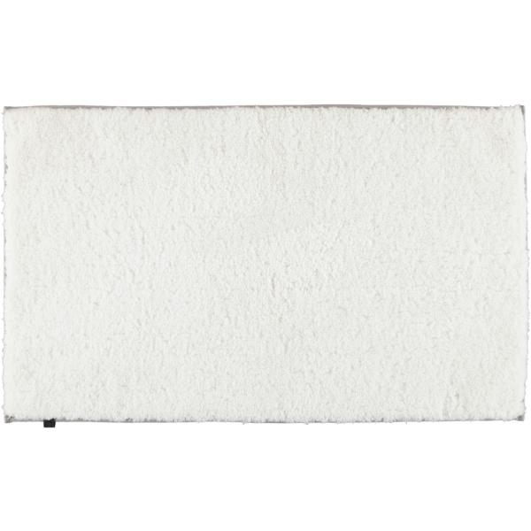 Cawö Home Badteppich Frame 1006 - Farbe: weiß - 600