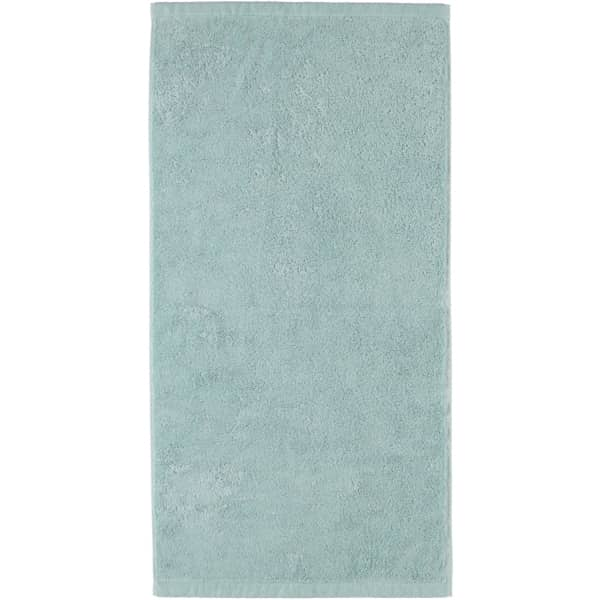 Cawö - Life Style Uni 7007 - Farbe: seegrün - 455 Handtuch 50x100 cm