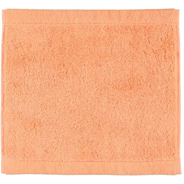 Cawö - Life Style Uni 7007 - Farbe: peach - 321 Seiflappen 30x30 cm