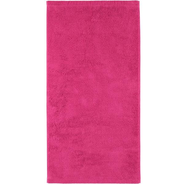 Cawö - Life Style Uni 7007 - Farbe: pink - 247 Handtuch 50x100 cm