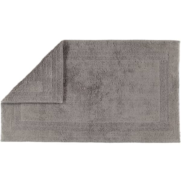 Cawö Home - Badteppich 1000 - Farbe: graphit - 779 70x120 cm