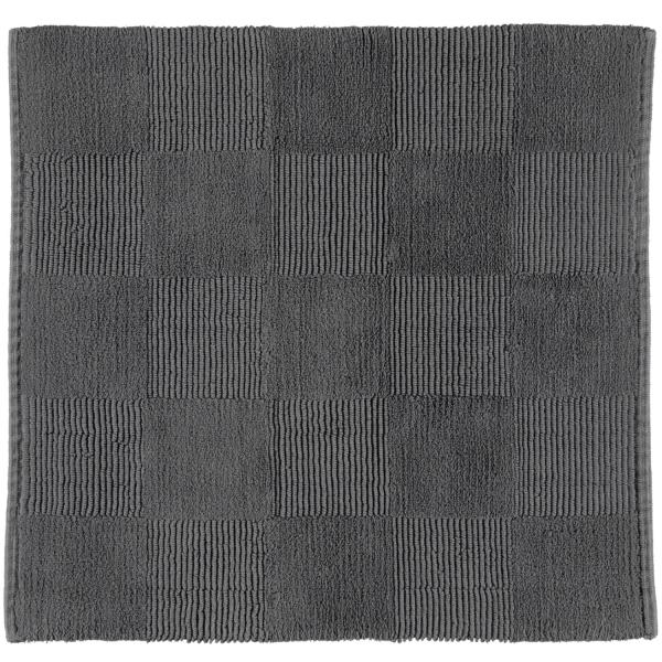Cawö Home - Badteppich 1005 - Farbe: anthrazit - 774 60x60 cm
