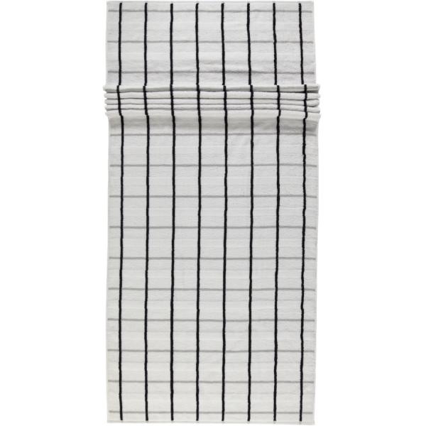 Cawö - Noblesse Square 1079 - Farbe: weiß - 67 Saunatuch 80x200 cm