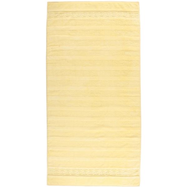 Cawö - Noblesse Uni 1001 - Farbe: honig - 581 Duschtuch 80x160 cm