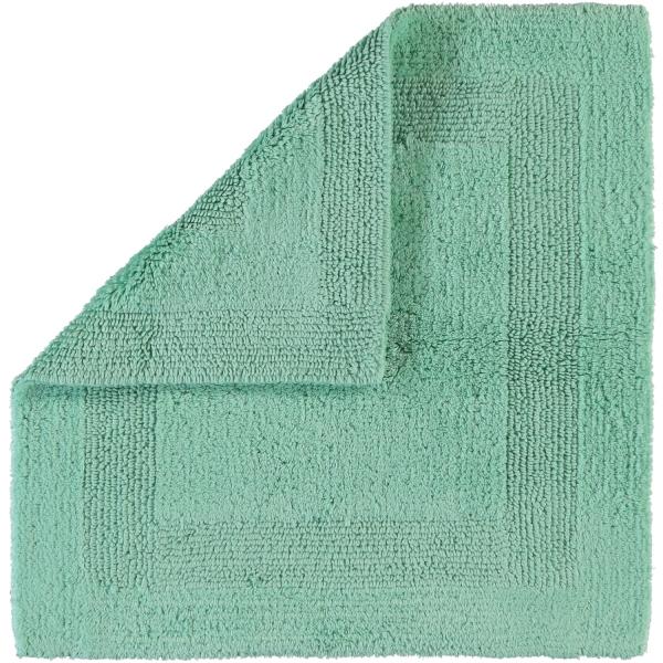 Cawö Home - Badteppich 1000 - Farbe: agavegrün - 474 60x60 cm