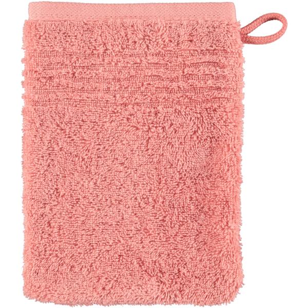 Cawö Essential Uni 9000 - Farbe: rouge - 214 Waschhandschuh 16x22 cm