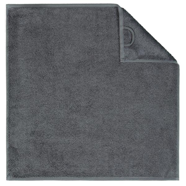 Cawö Solid 500 - Küchenhandtuch 50x50 cm - Farbe: anthrazit - 774